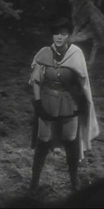 Luisa Ferida, La corona di ferro 1941