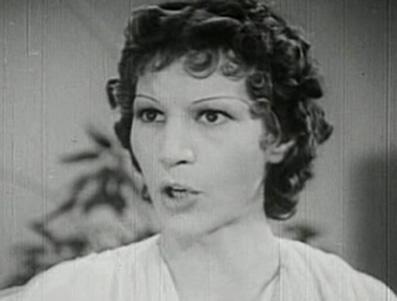 Luisa Ferida in Animali pazzi 1939