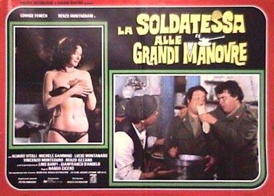 La soldatessa alle grandi manovre movie
